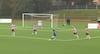 WOW: Fremad Amager-spiller drejer bolden smukt op i det lange hjørne