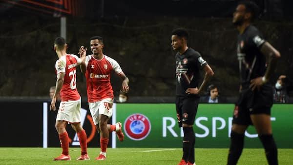 FC Midtjylland smider pauseføring og taber i Braga