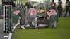 Haas-pistop kikser - Magnussen stopper efter få meter