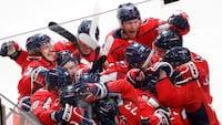 Eller og Capitals tager første stik i playoff-kamp mod Bruins efter overtidsdrama: Se højdepunkterne her