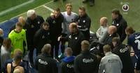 Jess Thorup kaldte FCK-spillerne sammen og gav dem klar besked efter skuffelse i Randers