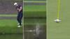 Det mest VAN(D)VITTIGE slag nogensinde: Golfstjerne slår smut og laver hole-in-one på berømt Masters-hul