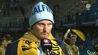 'Jeg er eddermame stolt, jeg er eddermame glad, og jeg er så fucking stolt af hele Sønderjylland'