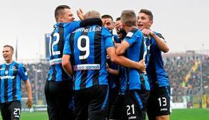 Et år siden i dag: MAMA MIA - Andreas Cornelius åbner målkontoen i Serie A med Perle