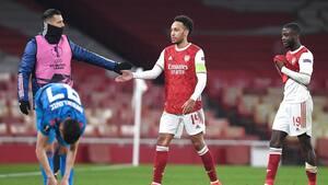 Arsenal går videre i Europa League trods nederlag