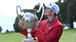 Højgaard vinder pris på Europatouren