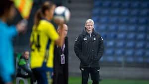 Brøndby-træner langer ud efter kvindelandstræneren