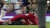 Udskældt Man Utd-spiller laver tunnel på TO modspillere - så bliver han hakket ned