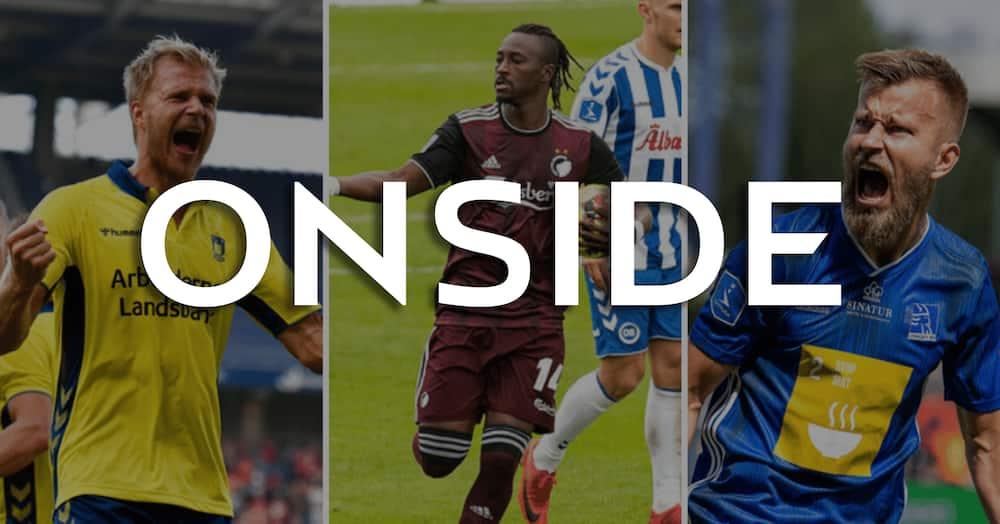 Masser af mål og reaktioner: Se sæsonens første udgave af ONSIDE her