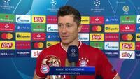 Lewandowski efter storsejr: 'En fantastisk kamp på en fantastisk aften'