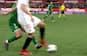 Sevilla-spiller rundbarberer modstander: Se den frække detalje her