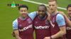 Tottenham-forsvaret snorksover: Så sender Antonio West Ham i front