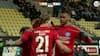 Udligning: Silkeborg-kaptajn dukker udækket op i feltet - se 1-1-målet her