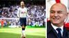 Marca: Tottenham-formand har selv kontaktet Real Madrid om Eriksen-transfer