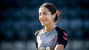 Nadia Nadim har fundet ny arbejdsgiver: 'Det ligger perfekt til mig'