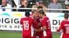 Lyngby sejr og pointdeling i Hobro - se alle fredagens fem mål fra NordicBet Ligaen her