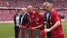 Guld-jubel og Ribery i tårer: Se Bayern-spillernes jubel efter slutfløjt