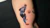 Denne tatovering er ægte - italiener fik den, da Eriksen var okay