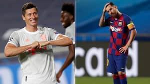 8-2: Bayern udstiller Barcelona i historisk ydmygelse - Se alle 10 mål her