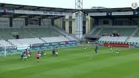 To Agger-mål i Viborgs pligtsejr over HB Køge