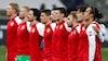 Hjulmand skifter igen 10 mand: Her er holdet mod Østrig