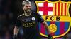 Officielt: FC Barcelona henter Agüero tilbage til Spanien