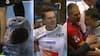 Rasende Damgaard: Lindberg rammer landsholdsmakkeren i ansigtet