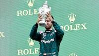 Dramatikken fortsætter: Vettel MISTER sin andenplads - er blevet diskvalificeret