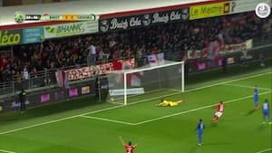 Tre kanoner banket ind af Brest: Nyd de fremragende mål fra 3-1-sejren over Grenoble