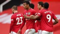Greenwood bringer hurtigt Man Utd tilbage på 1-1