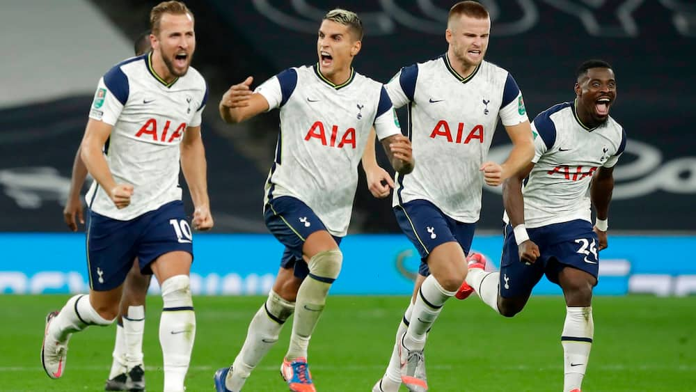 Højbjerg scorede  i Tottenhams straffesparkstriumf - Chelsea-talent blev skurk