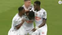 Sæsonens første Ligue 1-mål: Dijon kan ikke få bolden ud af eget felt - så scorer Angers