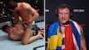 Svenske Hermansson vinder efter voldsom beatdown - se han smadre løs her
