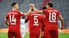 Bayern München veksler overtag til scoring - 1-0 ved Goretzka