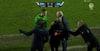 Hånd på i feltet i 94. minut - skal der fløjtes straffe mod Midtjylland her?