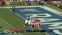 You shall not pass! 49ers afviser Rams én yard fra end zone - se det her