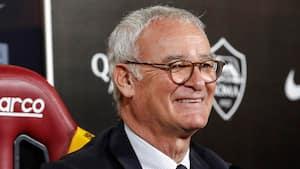 Første kamp tilbage i trænersædet: Ranieri skal få Roma tilbage på sejrskurs
