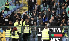 UEFA behandler bulgarsk stadionracisme 28. oktober