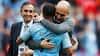 Guardiola storroser Sterling: Han kan blive ligeså god som Messi og Ronaldo