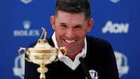 HAHA: Se Europas Ryder Cup-kaptajn give årets sjoveste golflektion