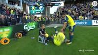 Før derbyet: Da Tibbling sikrede BIF-sejr i 90. minut