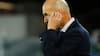 Zidane om Reals-blamage: Jeg har en dårlig fornemmelse