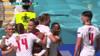 Sterling skaber jubel på Wembley - gør det til 1-0 mod Kroatien