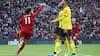 14 sekunder: Så lang tid går der fra Watfords hjørnespark til Liverpools 1-0-kasse