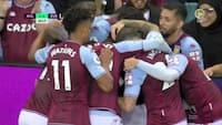Everton-selvmål fordobler Aston Villa-føring - se den uheldige situation her