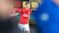 Vallys bringer Silkeborg på 1-0 mod Lyngby