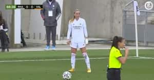 Svensk Real Madrid-stjerne scorer hattrick på tre minutter