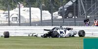 F1 og Silverstone øger sikkerheden efter Kvyats crash