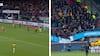 Dansker afgør hollandsk derby inden tribune kollapser