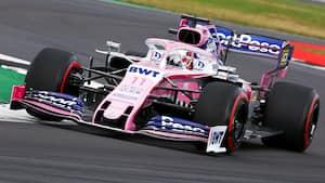 Perez er tilbage i F1 efter negativ Covid-19-test